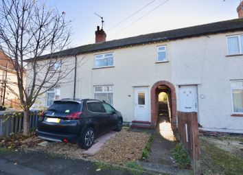 Thumbnail 2 bed terraced house for sale in Laburnum Crescent, Kettering