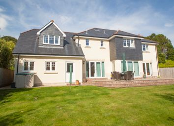 Thumbnail 5 bed detached house for sale in The Crescent, Crapstone, Yelverton