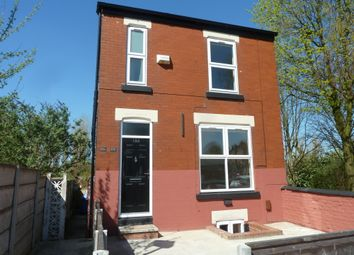 Thumbnail 3 bedroom detached house to rent in Stockport Road, Cheadle Heath, Stockport
