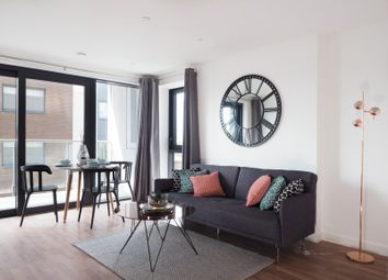 Thumbnail 2 bedroom flat for sale in Yabsley Street, Canary Wharf, London