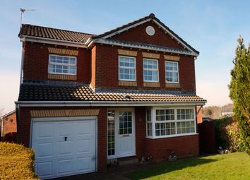 Thumbnail 4 bed detached house for sale in Strathnairn Avenue, Hairmyres, East Kilbride