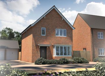 Thumbnail 3 bed detached house for sale in Bloor Homes @ Pinhoe, Pinncourt Lane, Pinhoe, Exeter, Devon