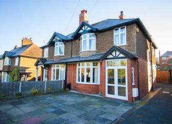 Thumbnail 4 bed semi-detached house for sale in Woodfield Road, Copthorne, Shrewsbury