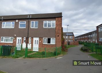 Thumbnail 3 bed end terrace house for sale in Fellowes Gardens, Peterborough, Cambridgeshire.