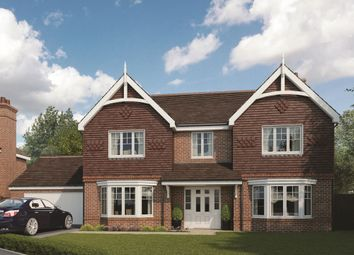 Thumbnail 5 bed detached house for sale in Medstead Grange, Lymington Bottom Road, Medstead, Hampshire