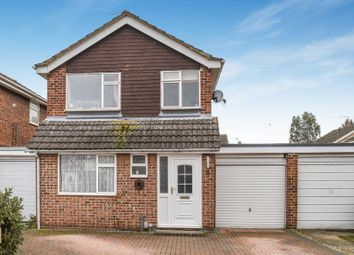 Thumbnail 3 bedroom link-detached house for sale in Hamble Drive, Abingdon