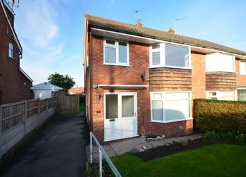 Thumbnail 3 bed semi-detached house to rent in Beverley Crescent, Forsbrook, Stoke-On-Trent
