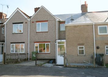 Thumbnail 3 bed terraced house to rent in Hatfield Avenue, Meden Vale, Mansfield