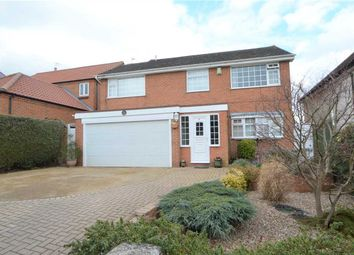Thumbnail 4 bed detached house for sale in Delville Avenue, Keyworth, Nottingham