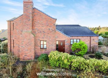 Thumbnail 5 bed detached house for sale in New Road, Gwespyr, Holywell