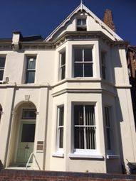 Thumbnail 1 bedroom flat to rent in Priory Terrace, Leamington Spa