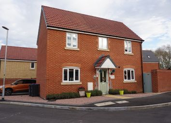 Thumbnail 3 bed detached house for sale in Bashkir Close, Swindon