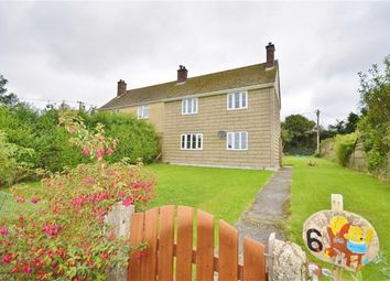 Thumbnail 3 bed semi-detached house for sale in The Barton, Trelights, Cornwall