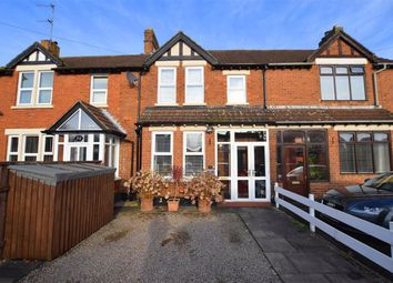 Thumbnail 3 bed terraced house for sale in Church Road, Longlevens, Gloucester