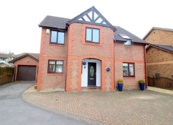 Thumbnail 4 bed detached house for sale in Clos Y Gof, St Fagans, Cardiff.