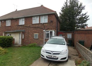 Thumbnail 3 bed semi-detached house to rent in Montrose Avenue, Intake, Doncaster