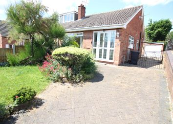 Thumbnail 2 bed semi-detached bungalow for sale in Sisley Avenue, Stapleford, Nottingham
