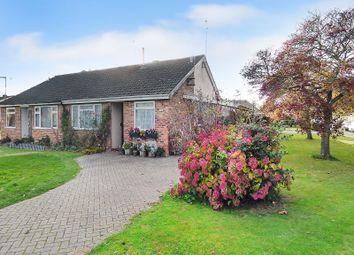 Thumbnail 2 bed semi-detached bungalow for sale in Heathfield Avenue, East Preston, Littlehampton