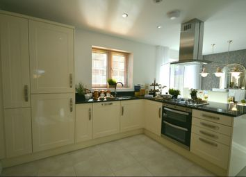 Thumbnail 4 bed detached house for sale in Thomas Penson Road, Gobowen, Oswestry