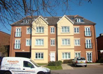 Thumbnail 2 bed flat to rent in Rivendale Court, Paynes Road, Southampton