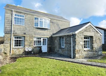 Thumbnail 3 bed detached house to rent in Sennen, Penzance