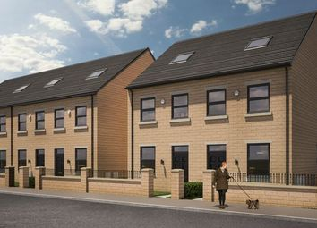 Thumbnail 4 bed semi-detached house for sale in Park Mills Development, The Mill Houses, South Street, Morley