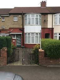 Thumbnail 3 bedroom terraced house to rent in Poynters Road, Luton