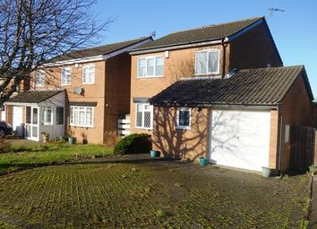 3 bed detached house to rent in Berkeley Close, Oadby, Leicester LE2