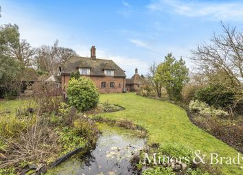 4 bed detached house for sale in Upper Street, Horning, Norwich NR12