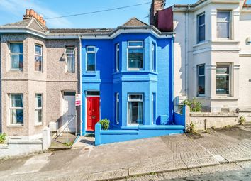 Thumbnail 4 bed terraced house for sale in Kinross Avenue, Plymouth