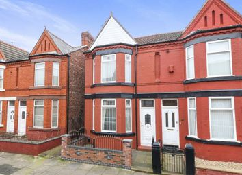 Thumbnail 3 bed terraced house for sale in St. Georges Avenue, Tranmere, Birkenhead