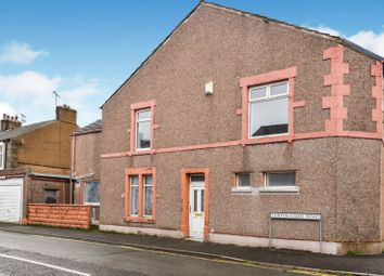 Thumbnail 3 bed end terrace house for sale in Victoria Road, Workington