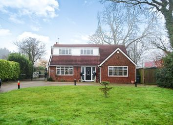 Thumbnail 3 bed detached house for sale in Wrotham Road, Meopham, Gravesend