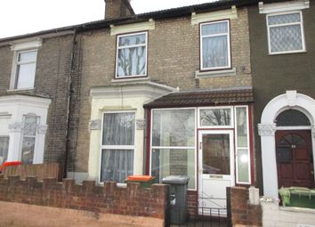 Thumbnail 3 bed terraced house for sale in Warrick Road, Manor Park