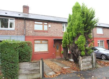 Thumbnail 3 bed terraced house for sale in Chatsworth Road, Stretford, Manchester