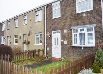 Thumbnail 3 bed terraced house to rent in Lucerne Way, Harold Hill, Romford