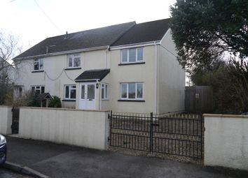Thumbnail 4 bed semi-detached house for sale in Oakhays, South Molton