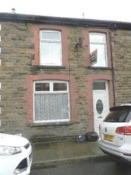 Thumbnail 3 bed terraced house for sale in Pontrhondda Road, Llwynypia
