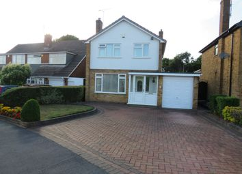 Thumbnail 3 bed detached house for sale in Blythefield Avenue, Great Barr, Birmingham