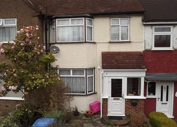 Thumbnail 3 bed terraced house for sale in Glendown Road, Abbey Wood