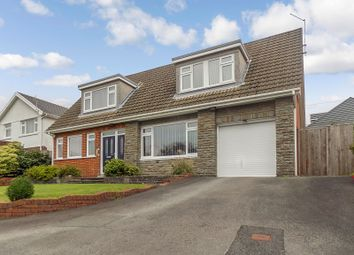Thumbnail 4 bed detached house for sale in Highfield Close, The Rhyddings, Neath, Neath Port Talbot.