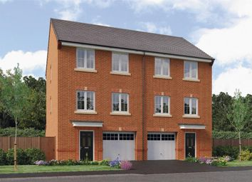 "Thumbnail 3 bedroom semi-detached house for sale in ""Marvell"" At Honeywell Lane, Barnsley S75, Barnsley,"