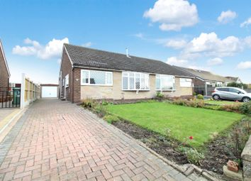 Thumbnail 2 bed semi-detached bungalow for sale in Ash Royd, Rothwell, Leeds