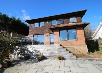 Thumbnail 4 bed detached house for sale in Sherford Road, Elburton, Plymouth, Devon