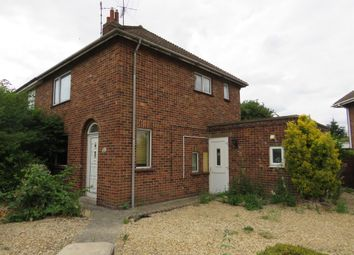 Thumbnail 3 bed semi-detached house for sale in Acacia Avenue, Spalding