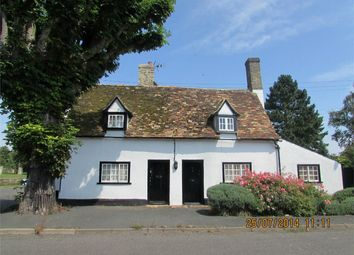 Thumbnail 1 bedroom cottage to rent in Lees Lane, Southoe, St. Neots