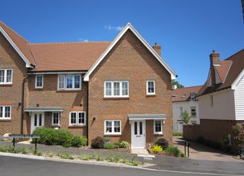 Thumbnail 3 bed end terrace house for sale in Chandlers Field Drive, Haywards Heath