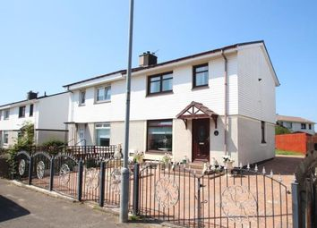 Thumbnail 3 bed terraced house for sale in Yett Road, Motherwell, North Lanarkshire, .