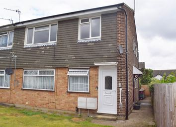 Thumbnail 2 bedroom maisonette to rent in Gresham Close, Bexley, Kent