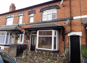 Thumbnail 3 bed terraced house for sale in Warwell Lane, Yardley, Birmingham